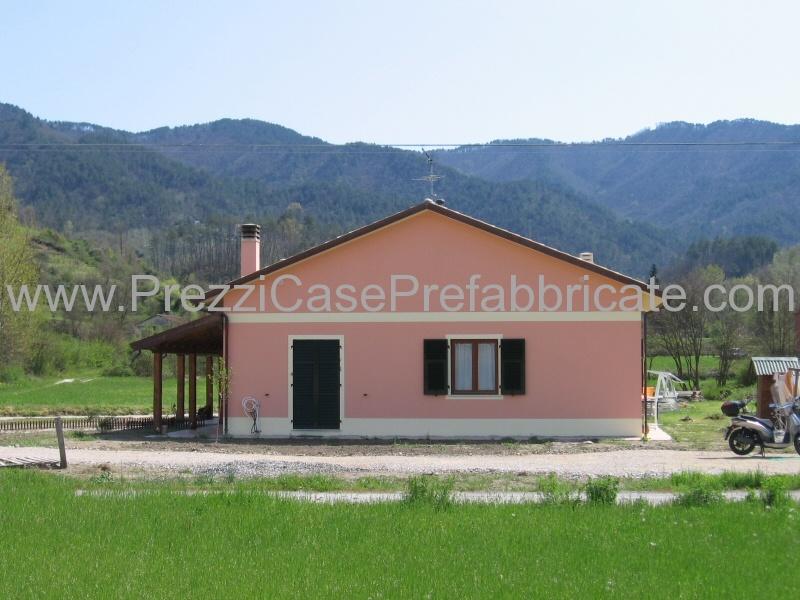 Case prefabbricate muratura in cemento provincia la spezia for Case prefabbricate muratura