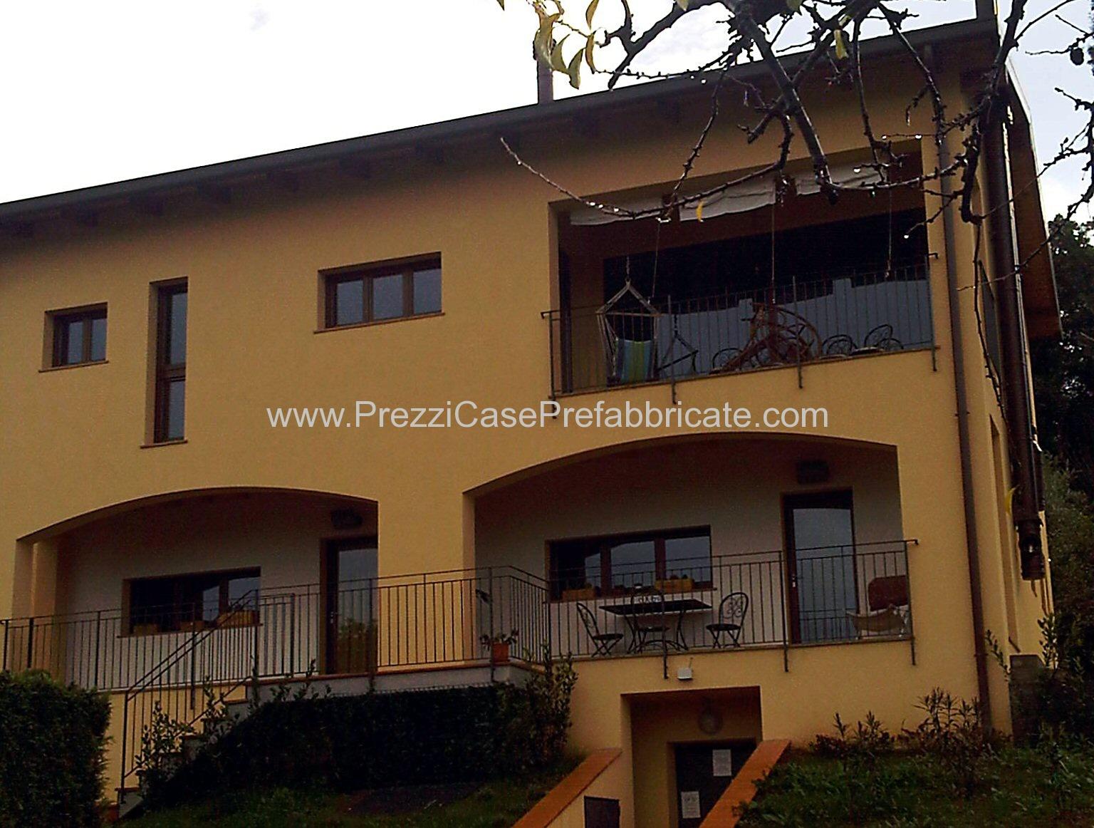 Prezzi case in muratura top ville in muratura prezzi casa for Casa legno antisismica costo