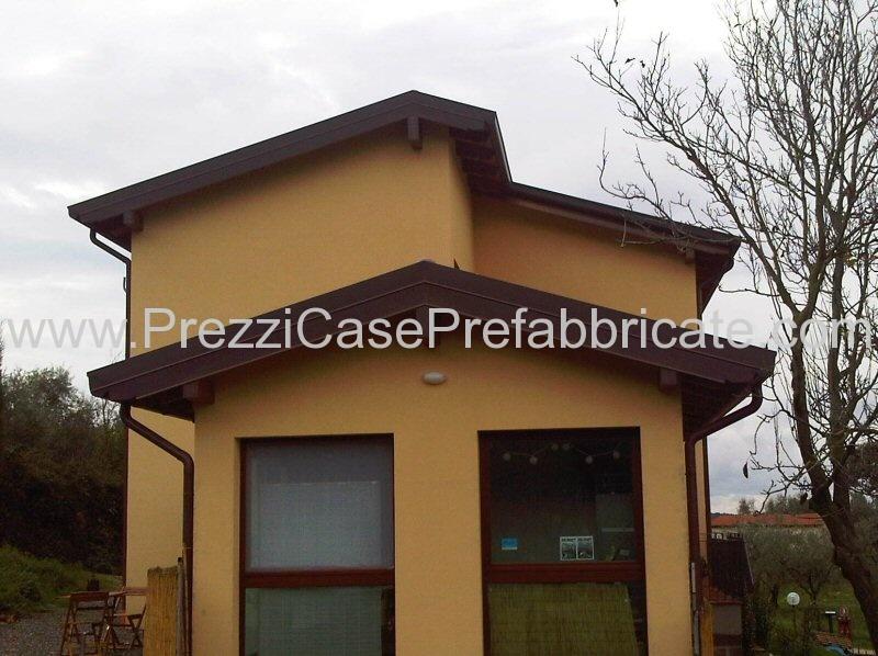 Prefabbricate legno case prezzi case ville casa legno - Casa legno prefabbricata prezzi ...