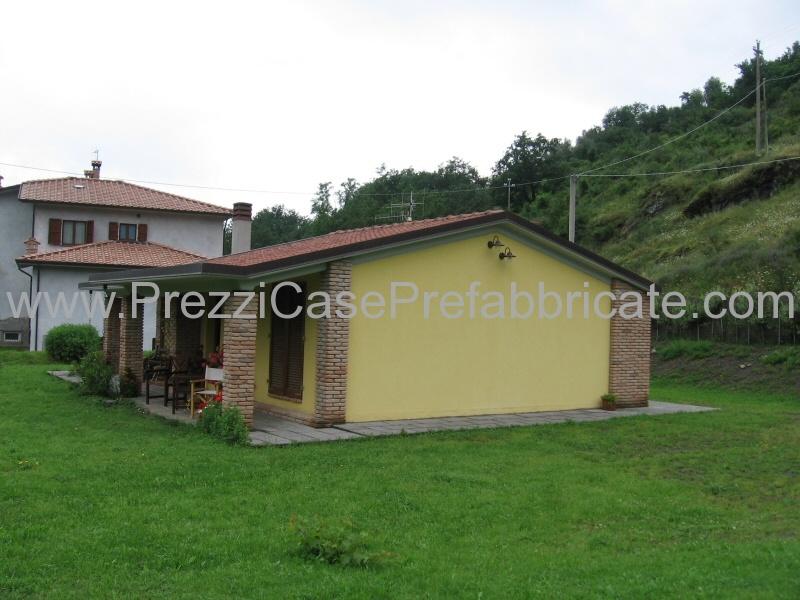 Prezzi case prefabbricate in cemento armato antisismiche for Villa prefabbricata prezzi
