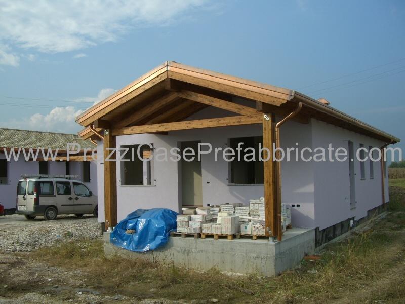Vedra case prefabbricate - Casa legno prefabbricata prezzi ...
