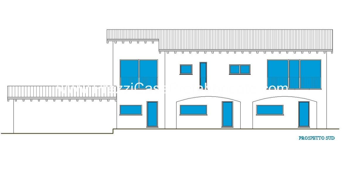 Prefabbricate legno case prezzi case ville casa legno - Ricircolo aria casa ...
