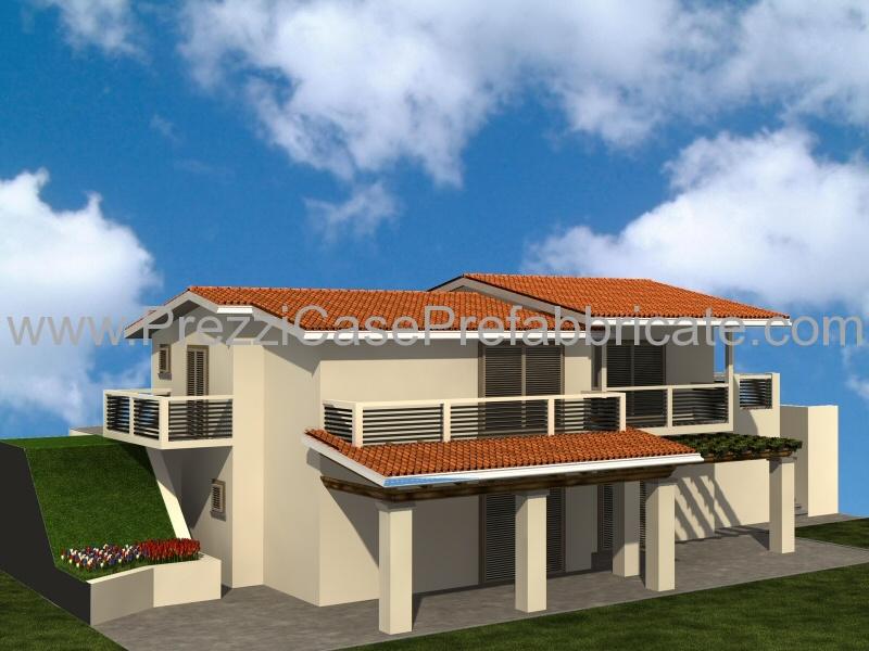 Case in legno casa clima case in bioedilizia ecologia for Villa prefabbricata prezzi