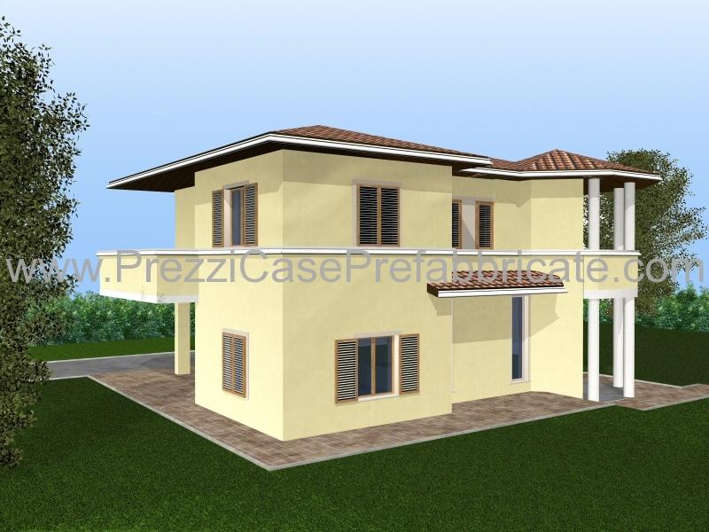 Prefabbricati casa prefabbricata case vendita prefab for Villa prefabbricata prezzi