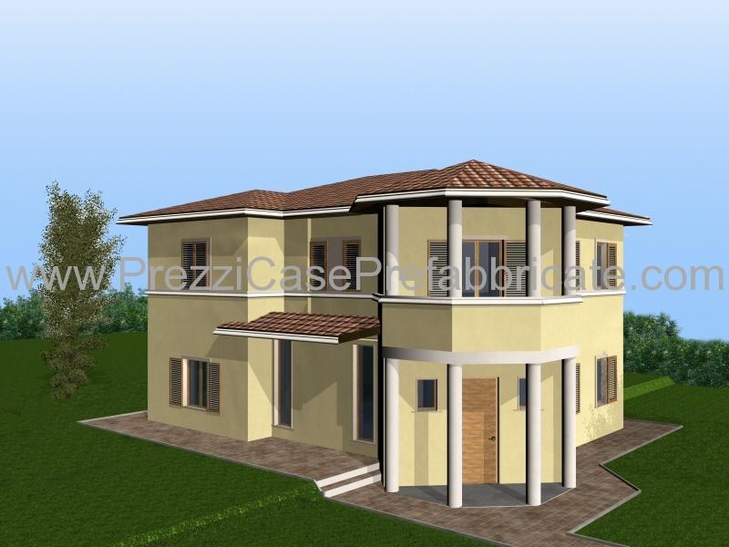 Prefabbricati casa prefabbricata case vendita prefab - Ricircolo aria casa ...