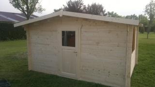 Case prefabbricate modena case prefabbricate for Bungalow in legno abitabili prezzi