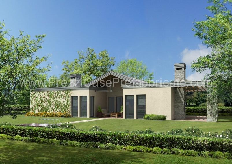 Case prefabbricate prefabbricati case vendita - Casa prefabbricata moderna ...
