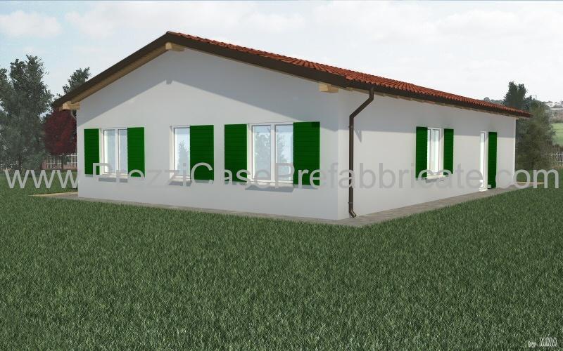 Prezzi case legno prefabbricate for Xlam prezzo
