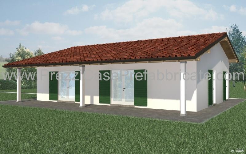 Prezzi case in legno mod antisismiche prefabbricate for Listino prezzi case prefabbricate