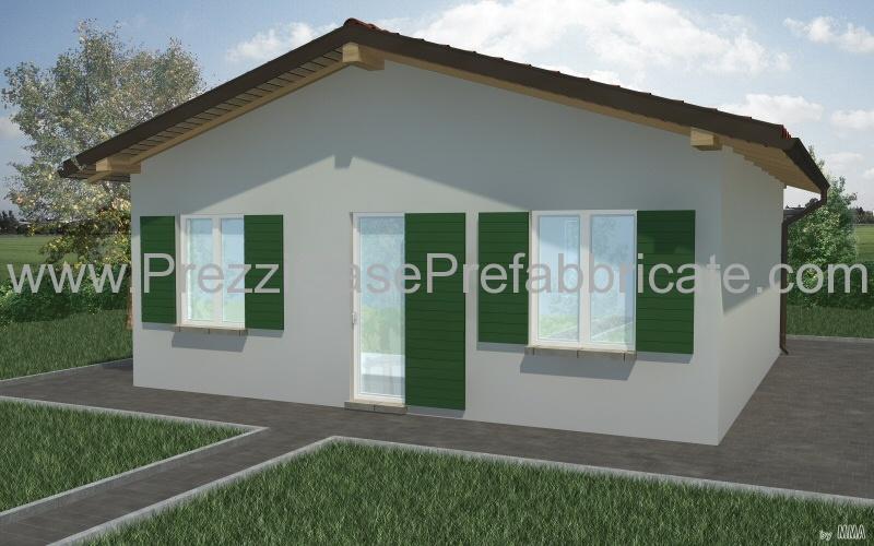 Case prefabbricate legno antisismiche modello 6 0 proemilia for Xlam prezzo