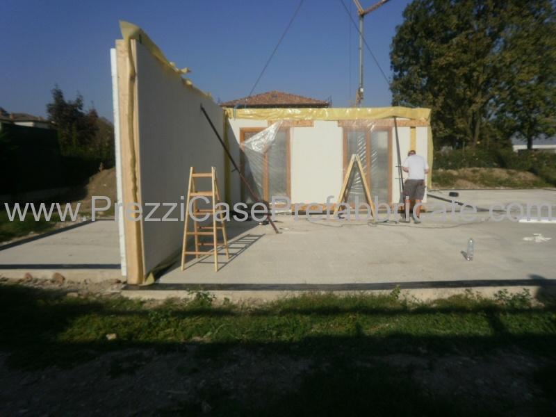 Ville prefabbricate case legno casa prefabbricata wood house for Villa prefabbricata prezzi