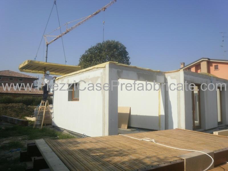 Case prefabbricate in muratura a risparmio energetico - Casa prefabbricata in muratura ...