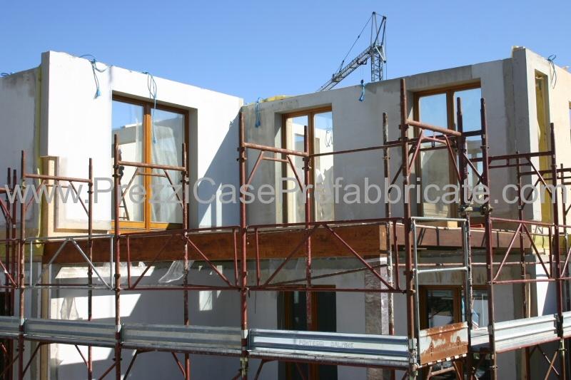 Case prefabbricate vendita case prefabbricati casa legno for Casa del cantiere