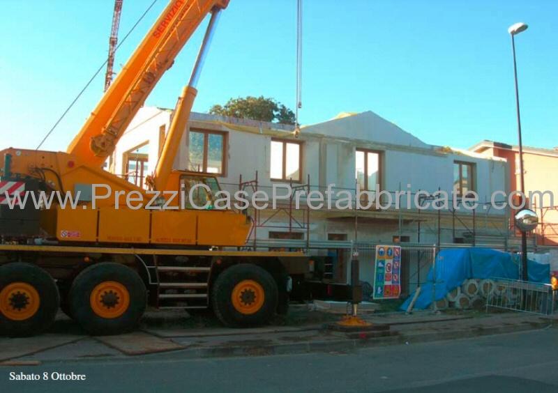 Case prefabbricate vendita case prefabbricati casa legno for Vendita case prefabbricate in legno prezzi
