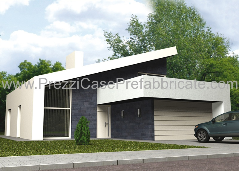 Case prefabbricate acciaio for Costruzioni case moderne