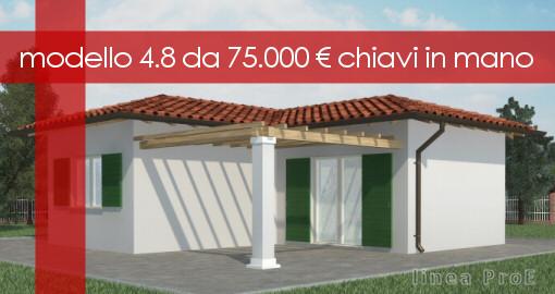 Casa proe 48 pcp slide - Chiavi in mano casa ...