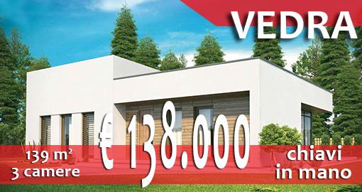 Casa prefabbricata vedra for Casa prefabbricata prezzi 2016