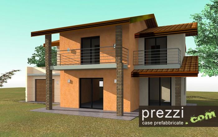 Case prefabbricate prezzi case prefabbricate case legno for Progetti di case prefabbricate