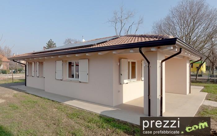 Case prefabbricate prezzi case prefabbricate case legno for Costo case prefabbricate