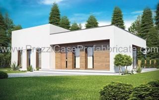 Case prefabbricate case prefabbricate for Villetta moderna progetto
