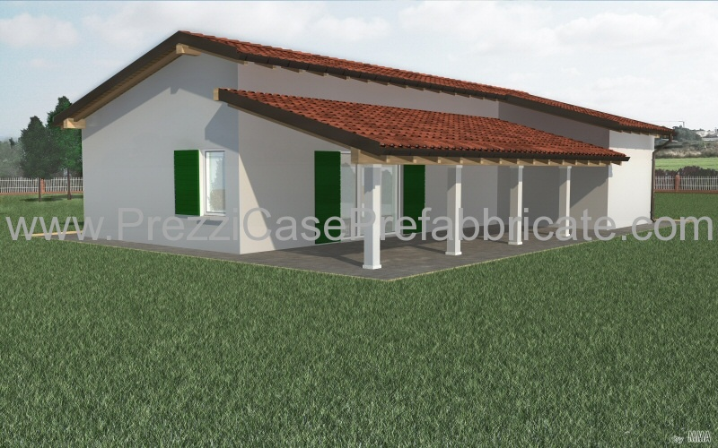 Case prefabbricate case prefabbricate - Casa prefabbricata legno prezzi ...