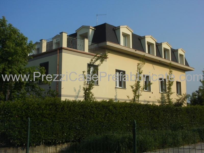 Abitazioni prefabbricate piano casa casa legno bioedilizia - Prefabbricato casa ...