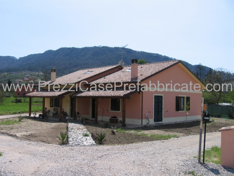 Case Prefabbricate Muratura In Cemento Provincia La Spezia