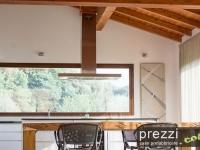 case prefabbricate in legno Massavecchia interni 1