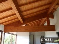 case prefabbricate in legno Massavecchia interni 2
