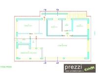 case prefabbricate MV Grosseto pianta primo piano