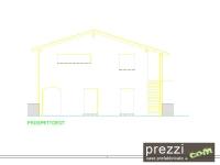 case prefabbricate MV Grosseto prospetto EST