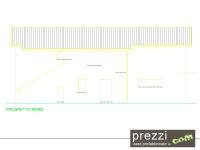 case prefabbricate MV Grosseto prospetto NORD
