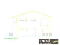 case prefabbricate MV Grosseto prospetto OVEST
