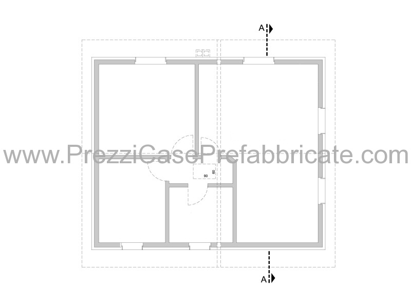 Case prefabbricate in legno su misura antisimiche - Ricircolo aria casa ...