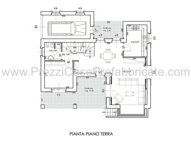 Ville prefabbricate casalegno casaclima casa passiva for Progetti ville moderne