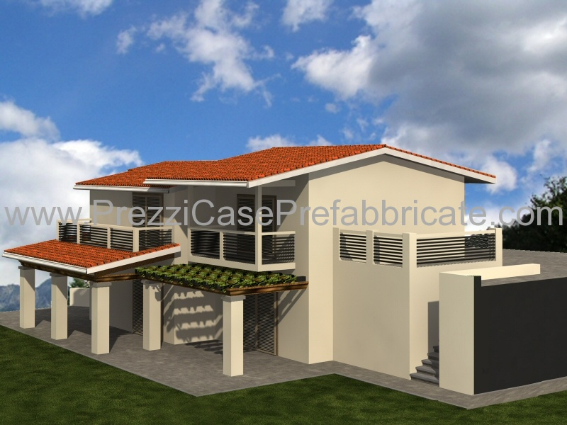 Case in legno casa clima case in bioedilizia ecologia - Ricircolo aria casa ...