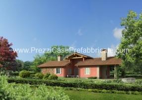 Villa Margherita Classica Render sud