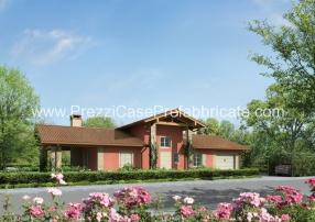Villa Margherita Classica Render nord
