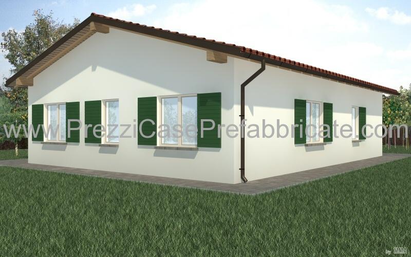 Case in legno prefabbricate emilia romagna for Xlam prezzo