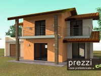 case prefabbricate progetti Beatrice R1