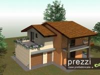 case prefabbricate progetti Beatrice R4