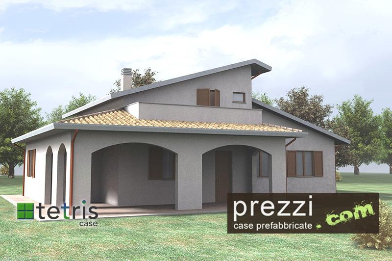 Casa Prefabbricata Design : Casa prefabbricata m17 case prefabbricate antisismiche