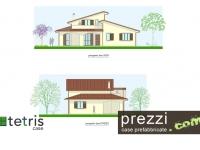 casa prefabbricata M17 Prospetti SO