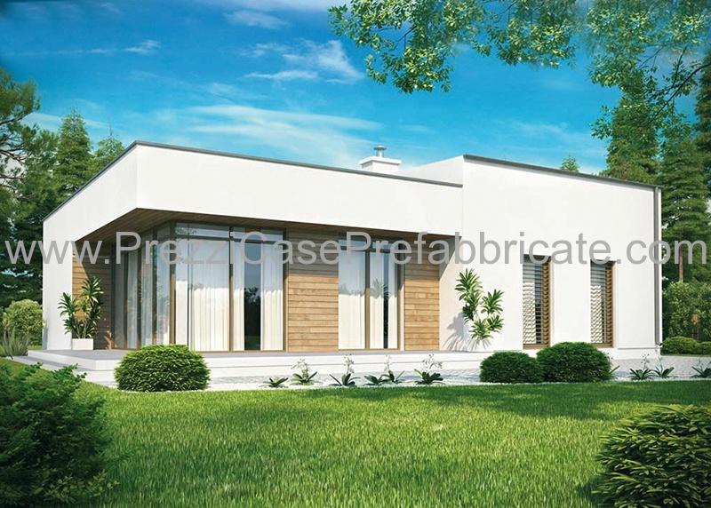 Casa prefabbricata acciaio vedra antisismica in classe a for Piccoli piani casa moderna casetta