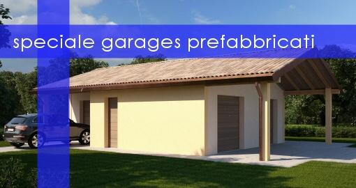 Garage prefabbricati slideshow case prefabbricate - Garage prefabbricati in legno ...