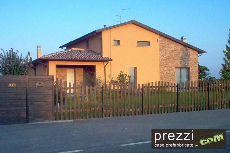 casa-prefabbricata-emilia-Piacenza-04 Casa prefabbricata Piacenza -  Cantieri