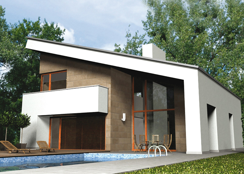 Case prefabbricate case prefabbricate e ville prefabbricate for Case moderne in legno prezzi