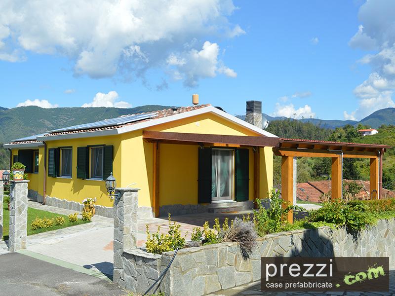 Casa Prefabbricata cemento RC80 provincia di La Spezia
