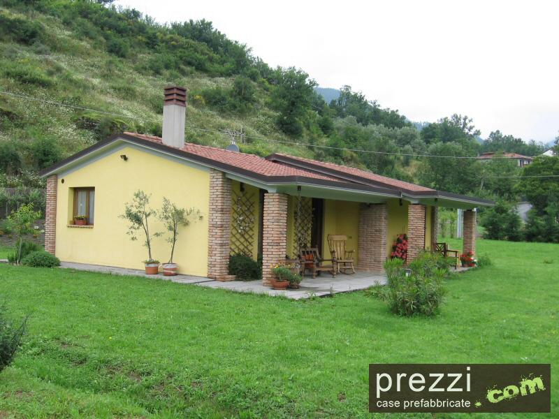 Casa Prefabbricata cemento RC80 provincia di Massa-Carrara