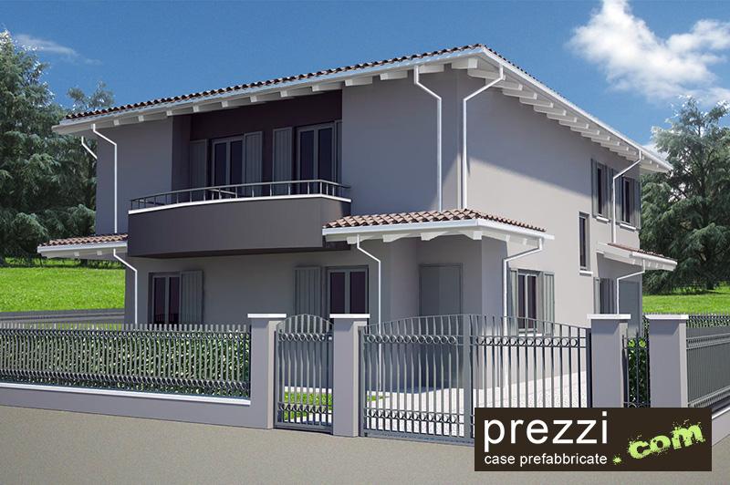 Case prefabbricate legno rovereto s case prefabbricate for Casa legno vs muratura